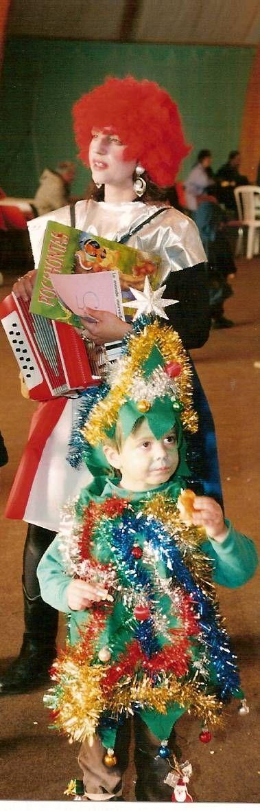 Yvette HORS -NERFS à Noël