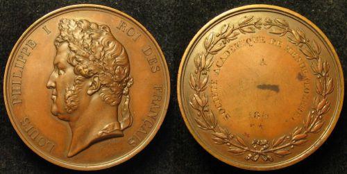 Médaille de la Société Académique de Mende