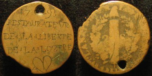 Médaille Révolutionnaire