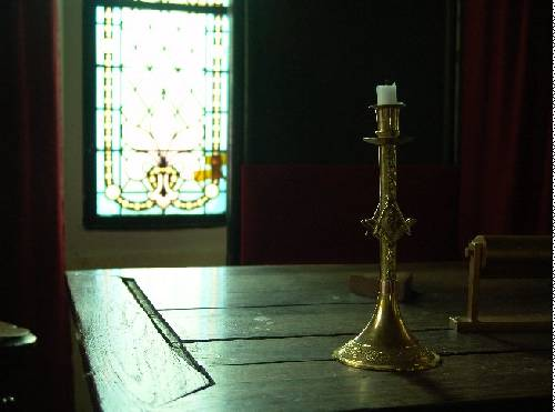 masonic candle and supernatural - Méditations sur les mystères de l'Univers une lumière dans la nuit