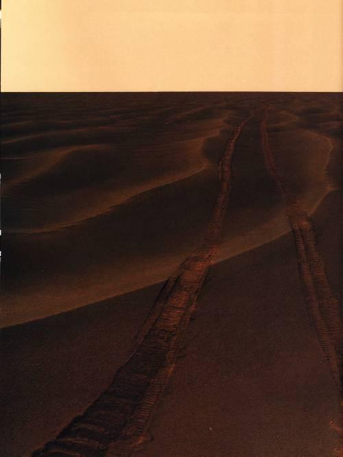 La dune du purgatoire