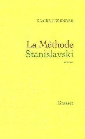 La méthode Stanislvski