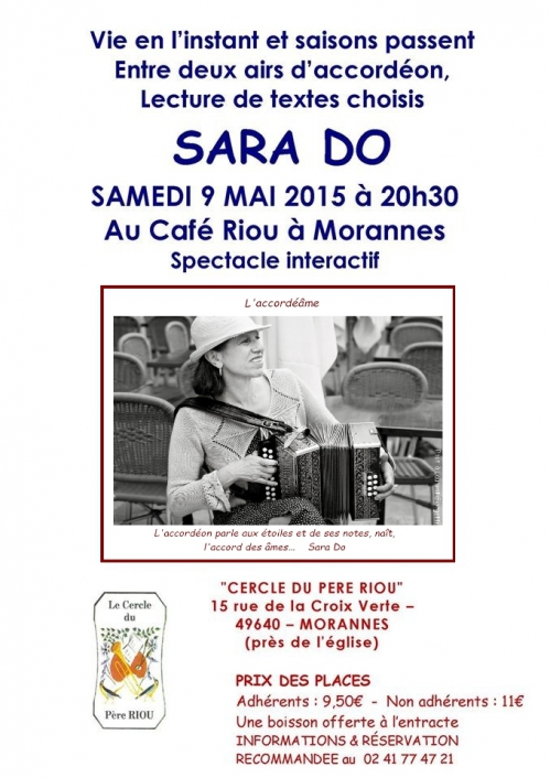 Café Riou spectacle 9 mai 2015 Sara Do 1.jpg