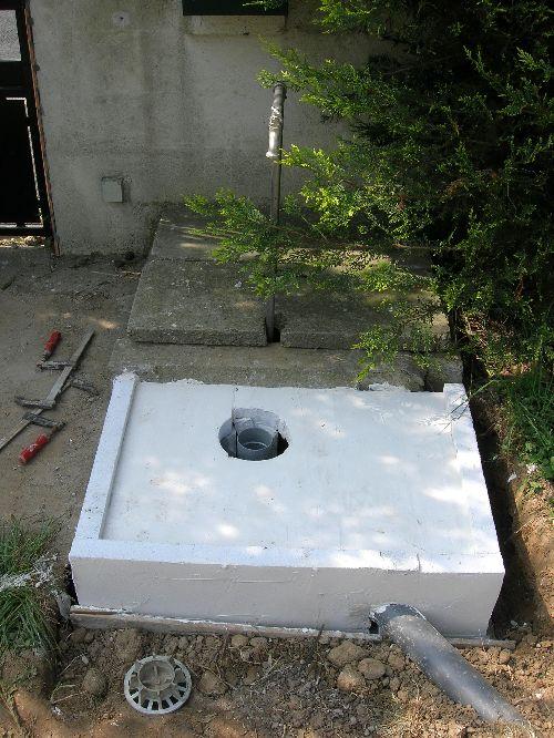 Photos le bricolo for Point d eau dans le jardin