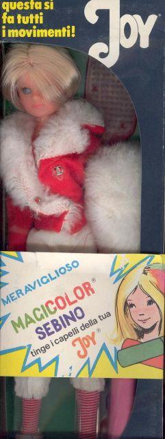Joy, une autre version en boite datant de 1977