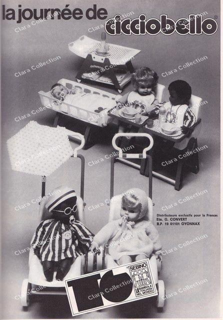 Cicciobello de Sebino - 1977