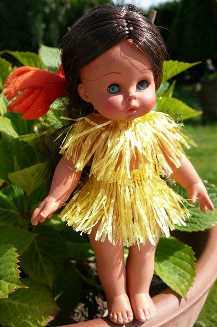 Une mini Tahitienne