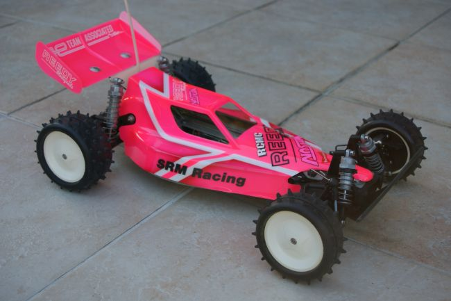SCHUMACHER CAT XLS BODY AND WING VINTAGE
