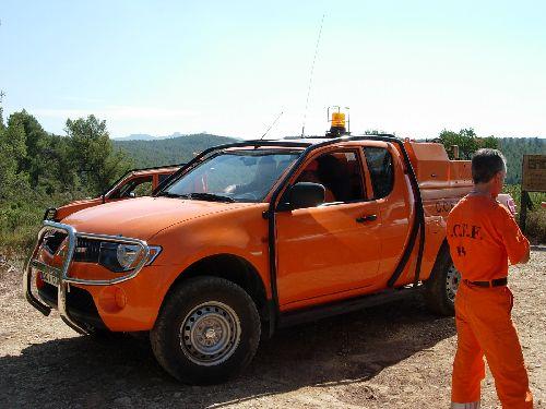 Nouveau véhicule de nos voisins de Tarascon.