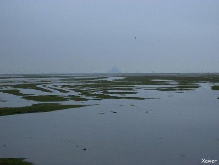 Le mont saint michel (février 2007)
