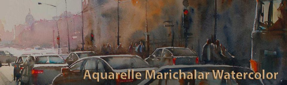 Aquarelle Marichalar Watercolor