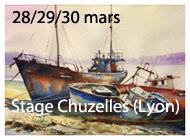 Stage Chuzelles (Lyon)