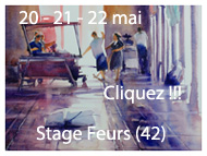 Stage à Feurs (42) 20-21-22 mai 2014