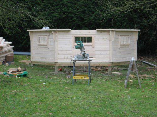 Le kota maison ossature bois for Lisse haute ossature bois