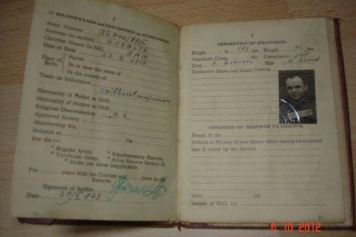 Paybook 9ème Bataillon