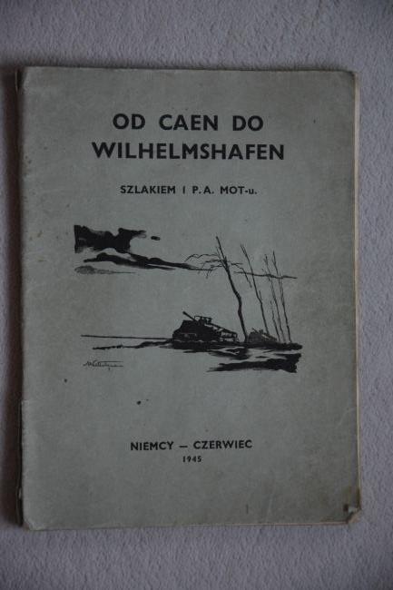 Livre régimentaire du 1er PAMot