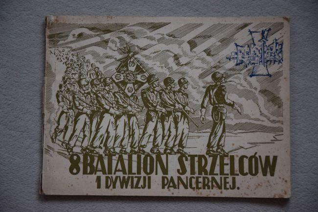 Livre du 8ème bataillon de chasseurs