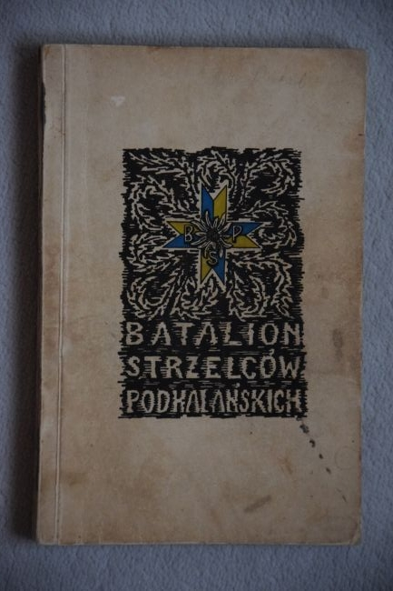 Livre du bataillon de chasseurs de Podhale