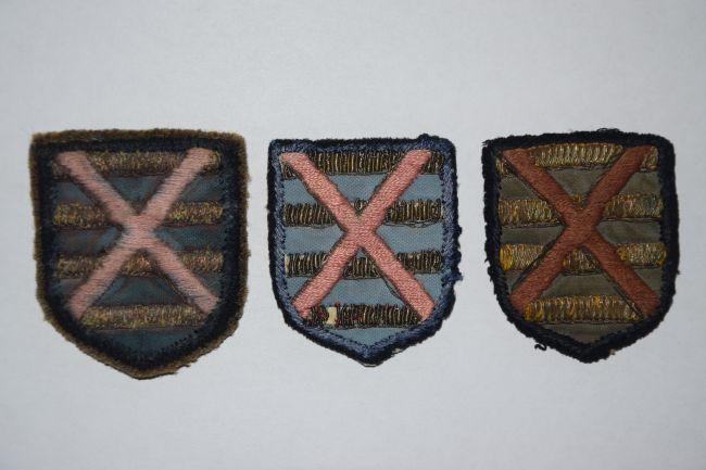 Insignes honorifiques du 2ème régiment blindé