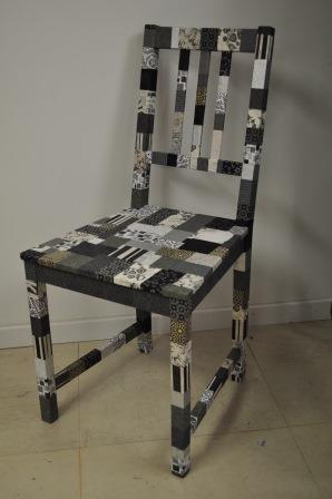 chaise noir l'art et création (2) - Copie.JPG