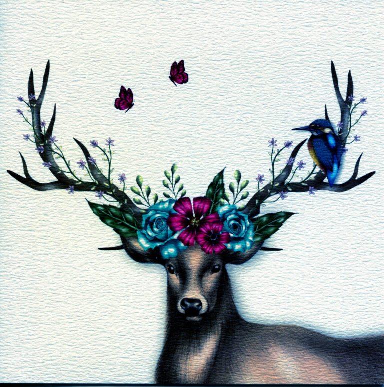 cerf aux bois fleuris.jpg