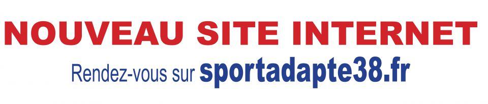 COMITE  SPORT ADAPTE DE L'ISERE
