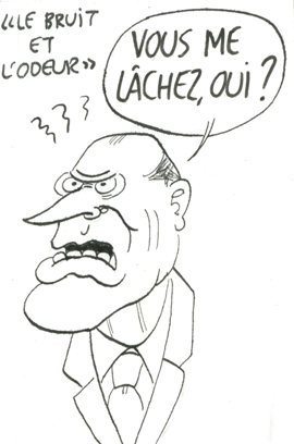 Véronique Mehl 03 - Chirac - Le bruit et l'odeur.jpg