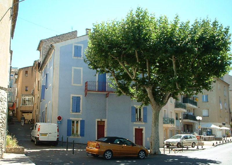 Maisons aux couleurs de provence j 39 aime le vaucluse - Maison couleur provence ...