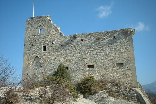 Château à Vaison la Romaine