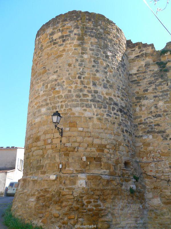 Remparts de Sarrians