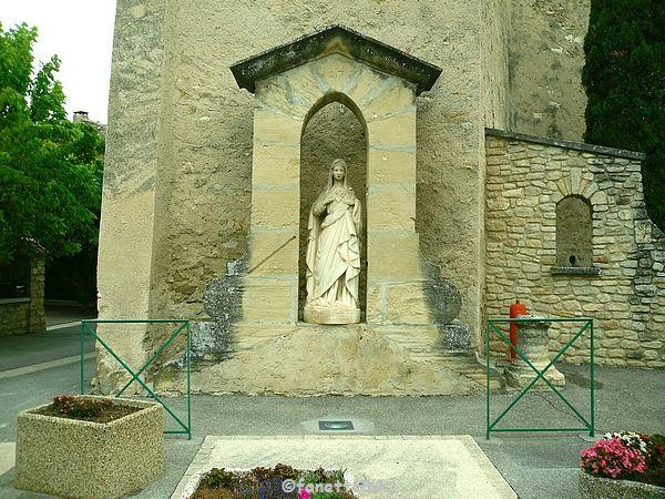 Monument de Malemort du Comtat