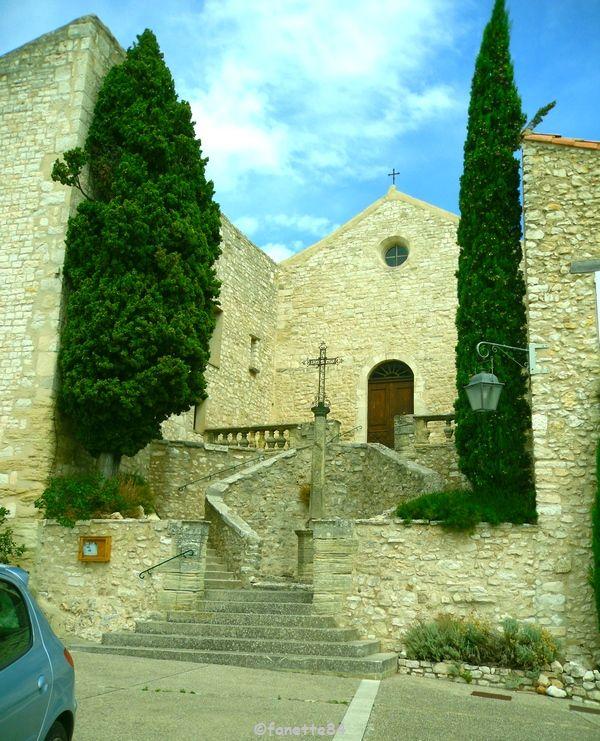 Eglise à Méthamis