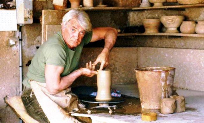 Photos vallauris c ramique ceramistes poterie - Jean marais ceramique ...