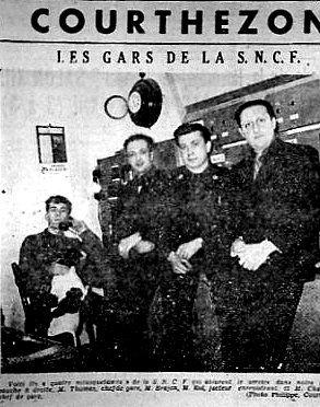 LES GARS DE LA S.N.C.F.