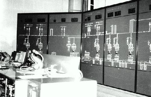 ELECTRIFICATION DE LA LIGNE IMPERIALE