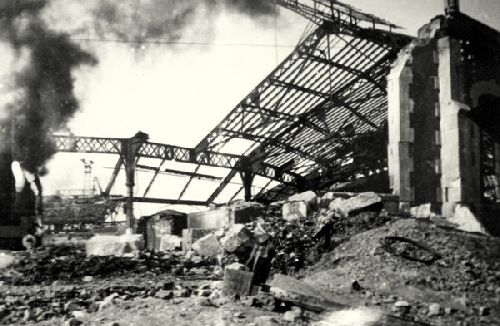 AVIGNON DEPOT 1944