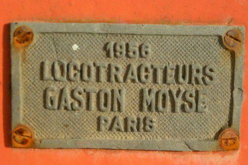 Locotracteur Moyse...