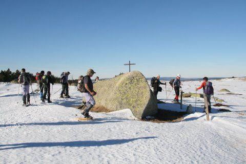 La Croix de Fer (1606 m)