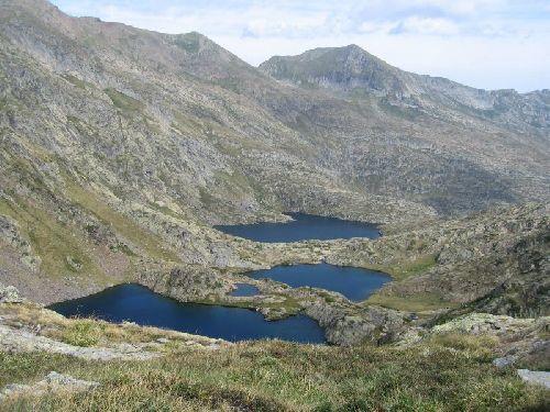 Estagny Major de la Galina 2350 m.