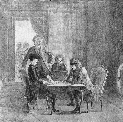 Voltaire jouant aux échecs avec le père AdamAda1311324-Jean_Huber_Voltaire_jouant_aux_échecs_avec_le_père_Adam.jpg