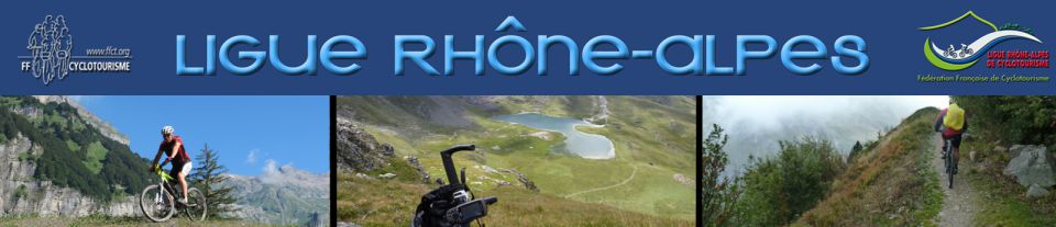 Blog de la Ligue Rh�ne Alpes de Cyclotourisme