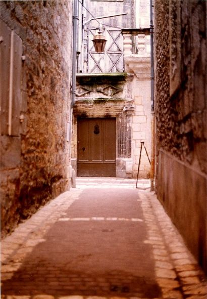 P&Eacute;RIGUEUX : RUELLE ANCIENNE