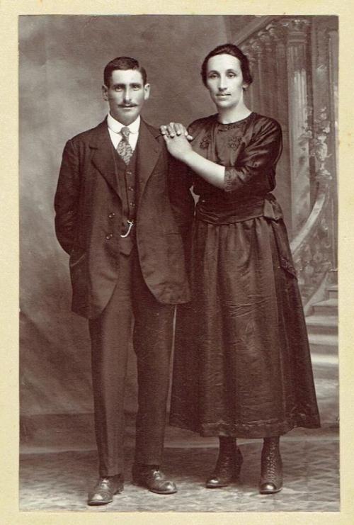 BERGERON Georges et Jeanne .JPG