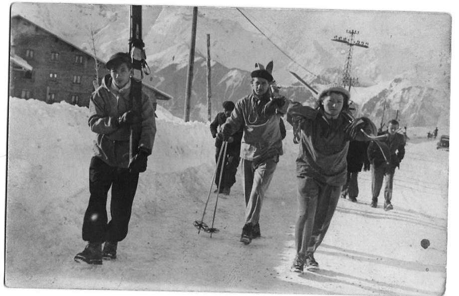 Ski club du Connexe-Simone et Aimé Barnel-1947-48.jpg