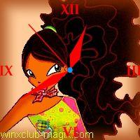 winx clock layla aisha portrait