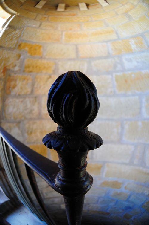 Dans la tour Magdala (Ph. Laurent Crassous)