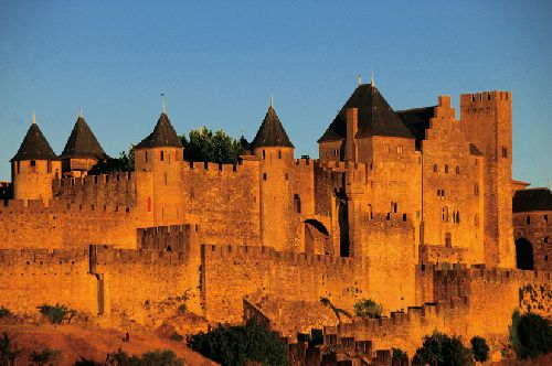Cité de Carcassonne (Ph. Laurent Crassous)