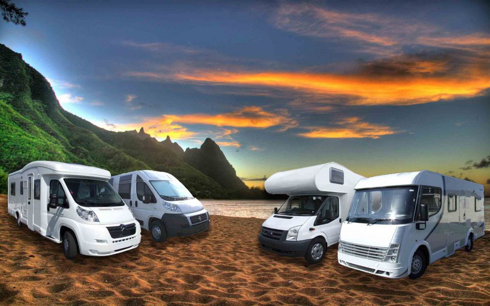 Le camping-car du rêve à la réalité.
