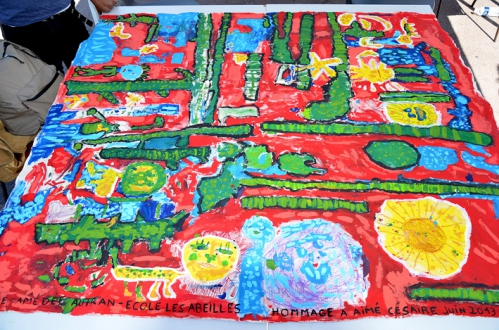 021-Les mots prennent forme avec Cesaire  Picasso & Lam - une proposition de travail de La Collective par les ecoliers.jpg