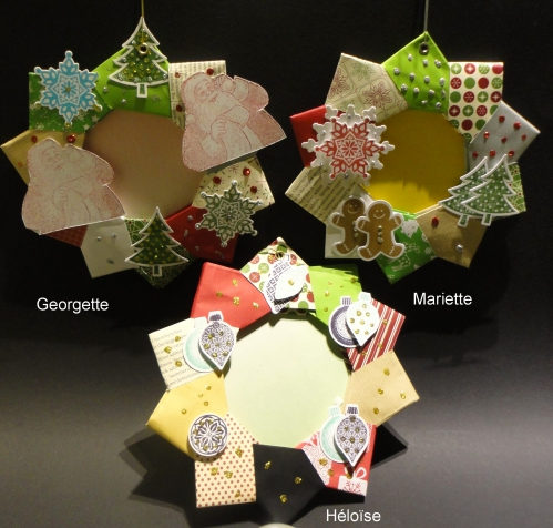 couronne Noël origami Georgette Mariette et Héloïse.jpg